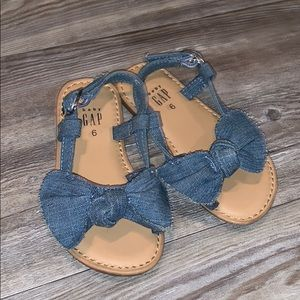 Gap Denim sandals